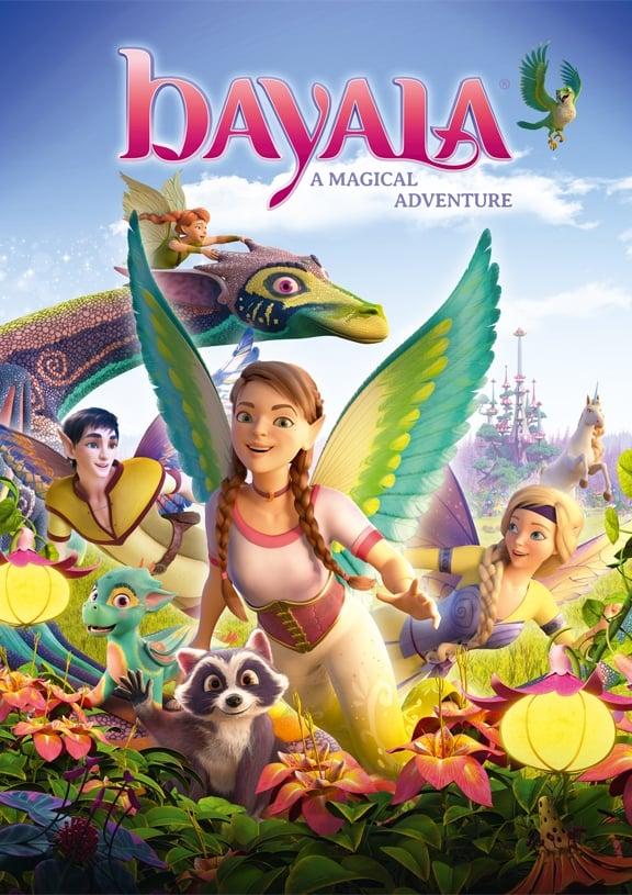 watch Bayala – A Magical Adventure 2019 online free