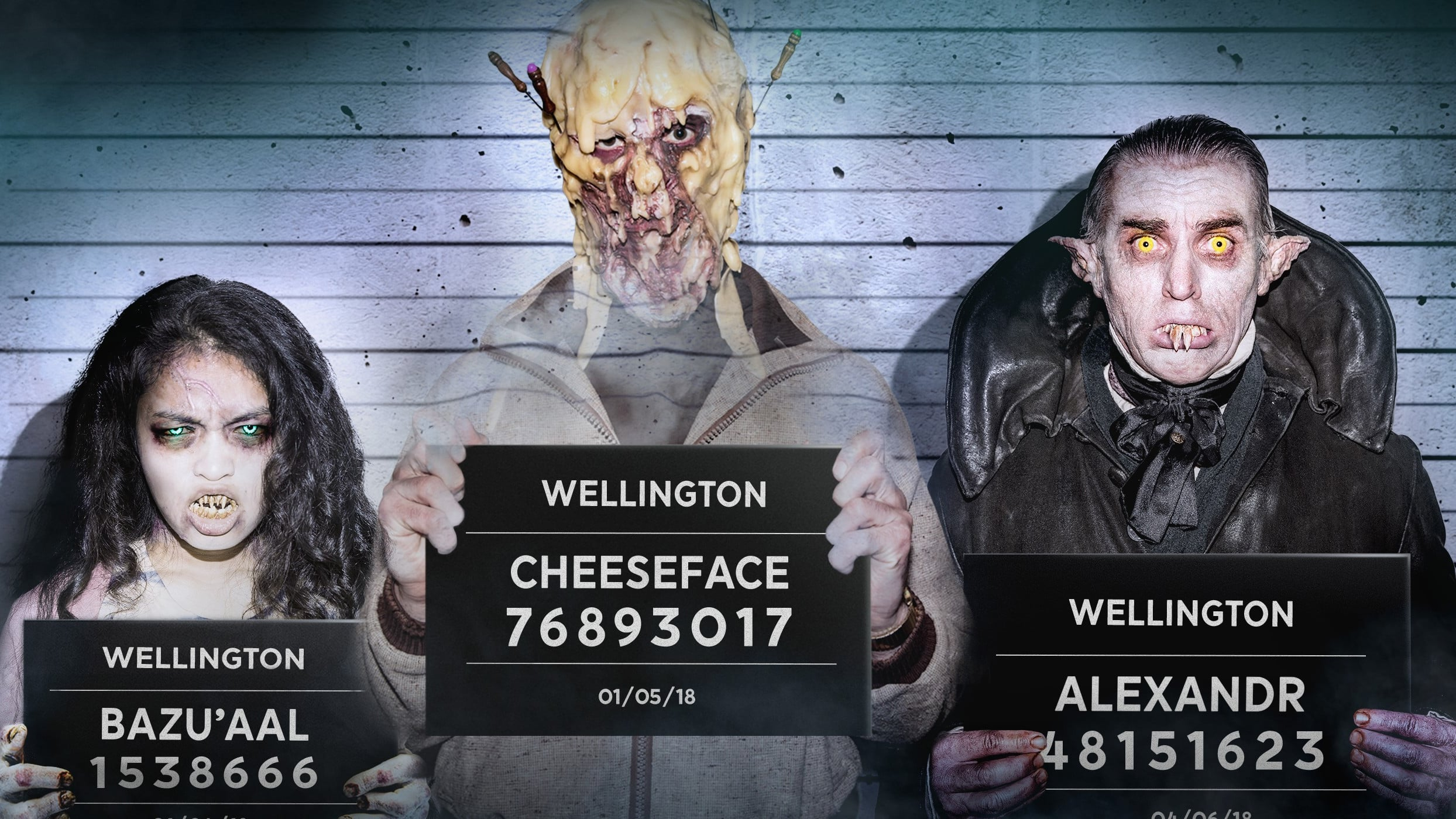 Wellington Paranormal is coming to The CW and HBO Max