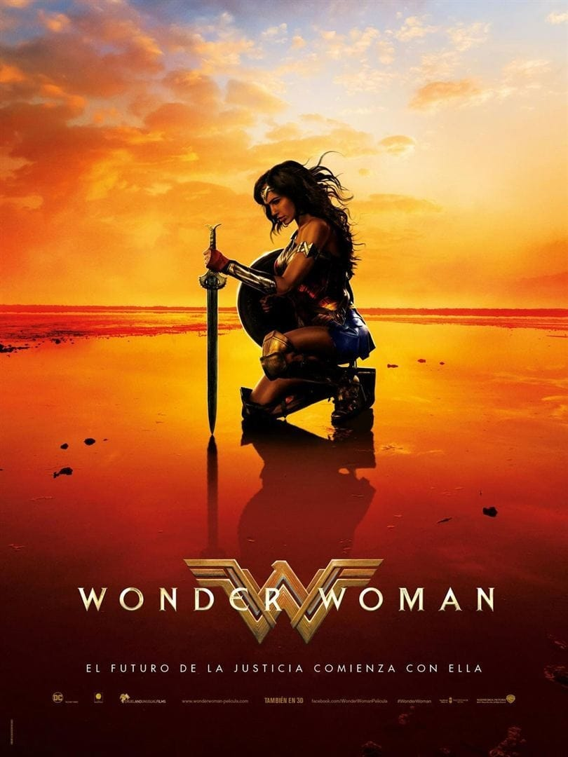 Póster Wonder Woman