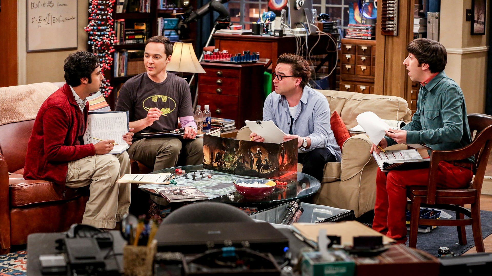The Big Bang Theory Season 12 :Episode 12  The Propagation Proposition
