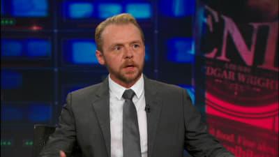 The Daily Show with Trevor Noah Season 18 :Episode 144  Simon Pegg