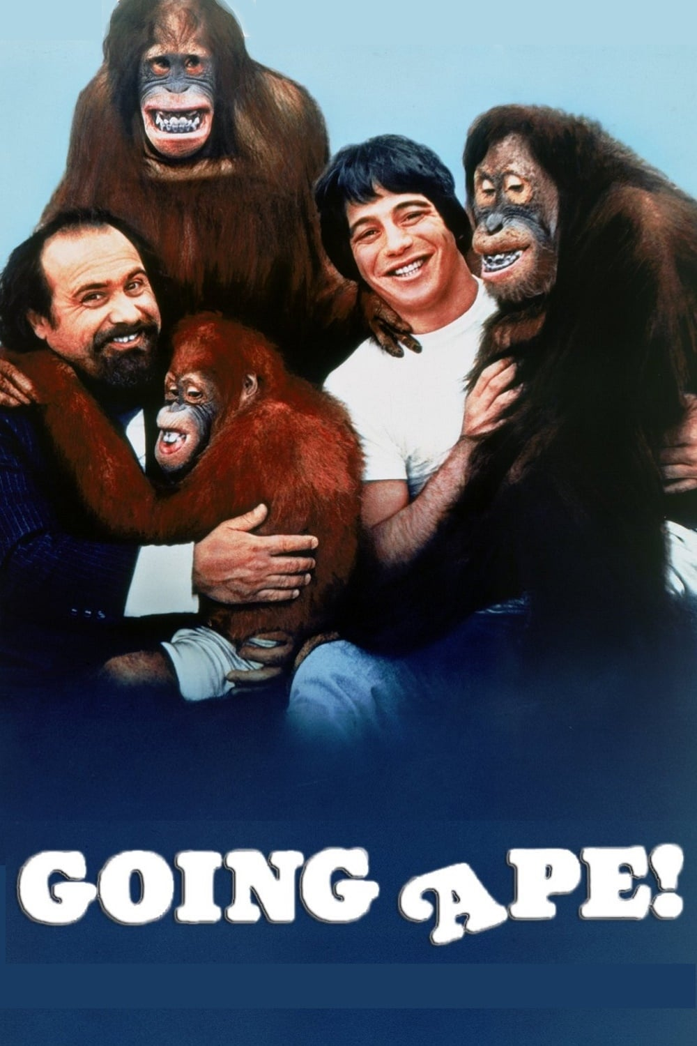 Going Ape! on FREECABLE TV