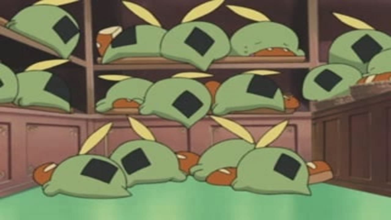 Pokémon Season 7 :Episode 25  Gulpin it Down!