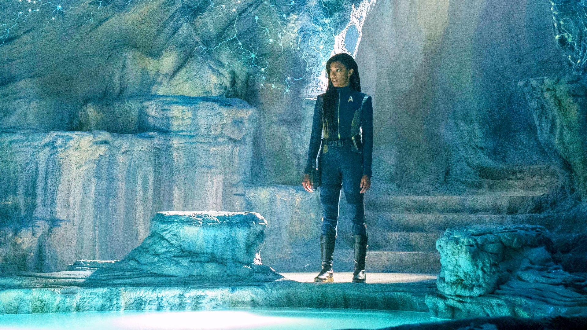 Star Trek: Discovery Season 3 :Episode 4  Forget Me Not