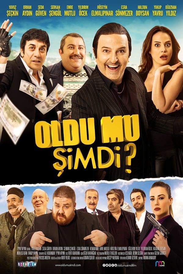 Ver Oldu Mu ?imdi? Online HD Español (2016)