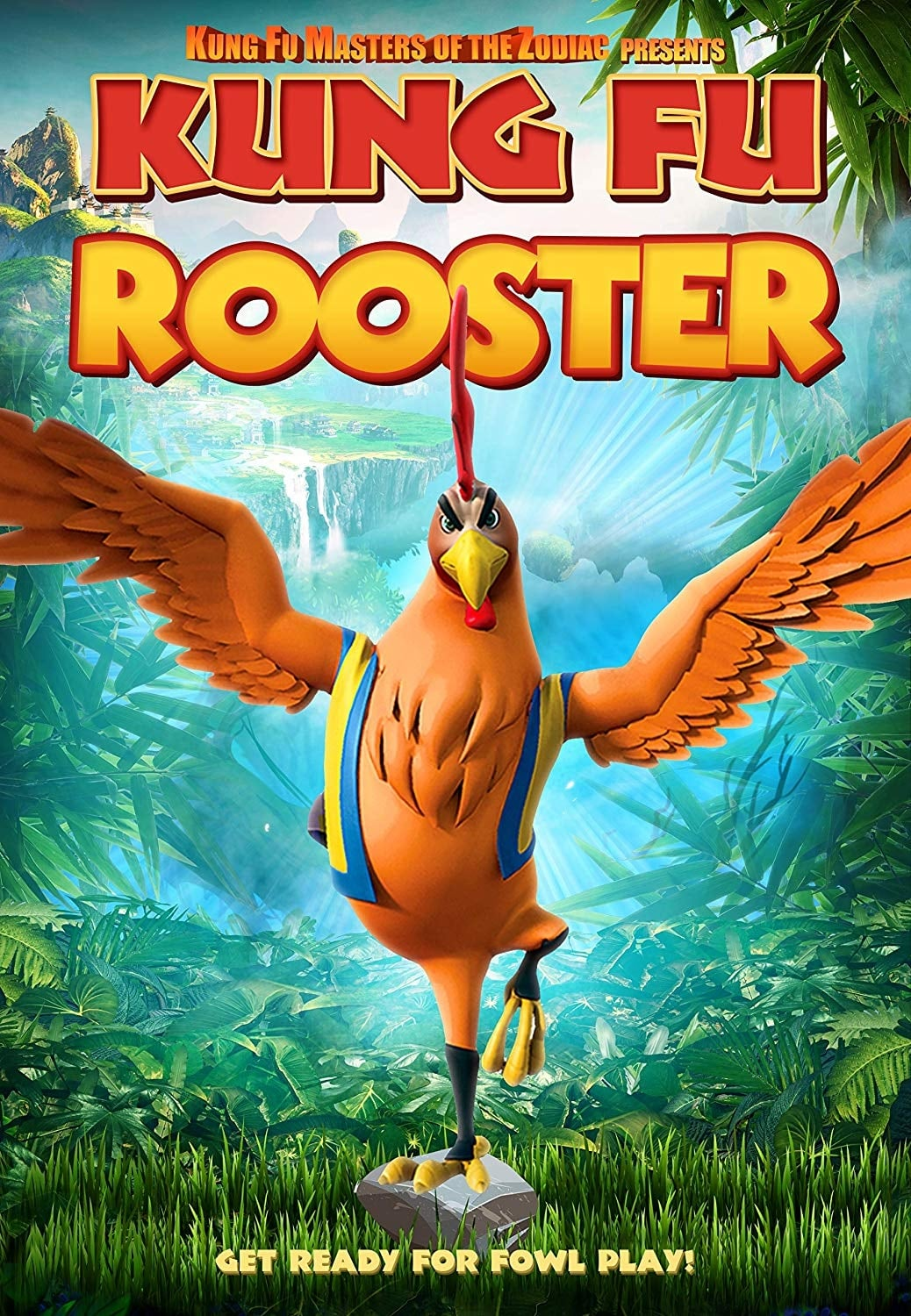 Kung Fu Masters 6: Kung Fu Rooster on FREECABLE TV