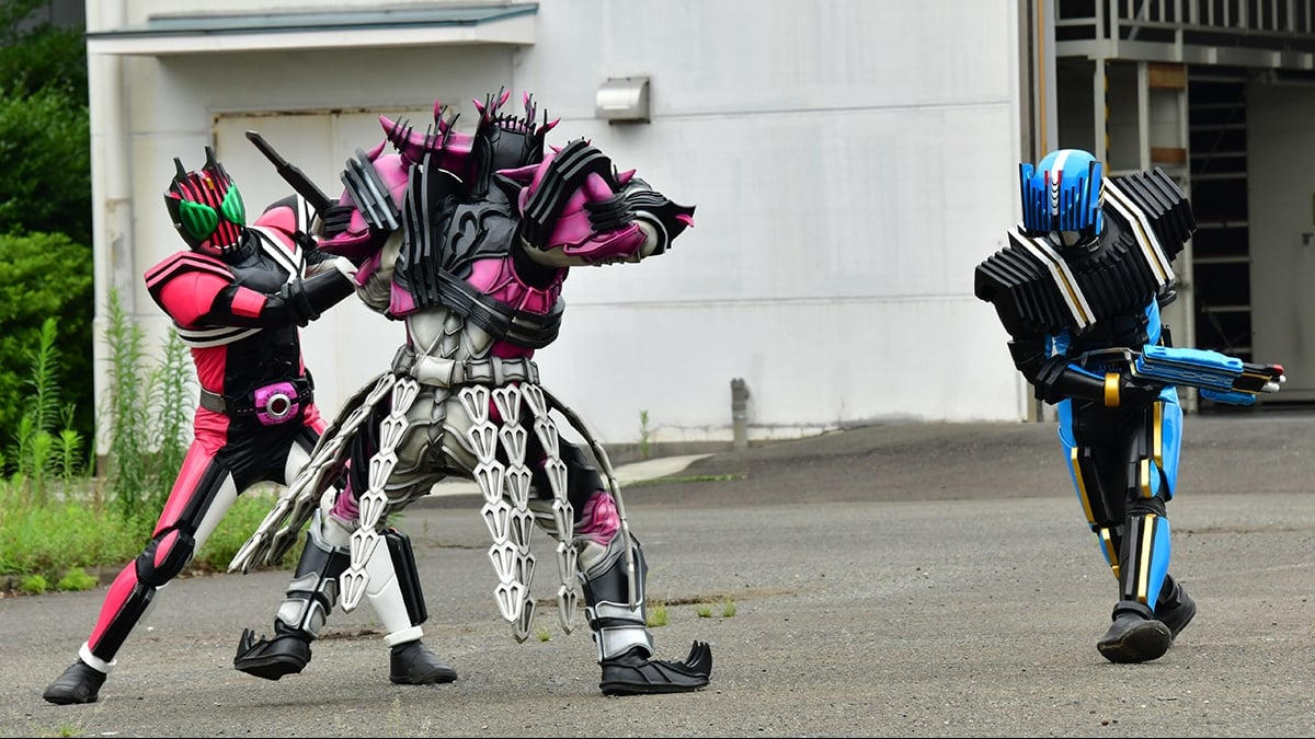 Kamen Rider Season 29 :Episode 48  2068: Oma Time