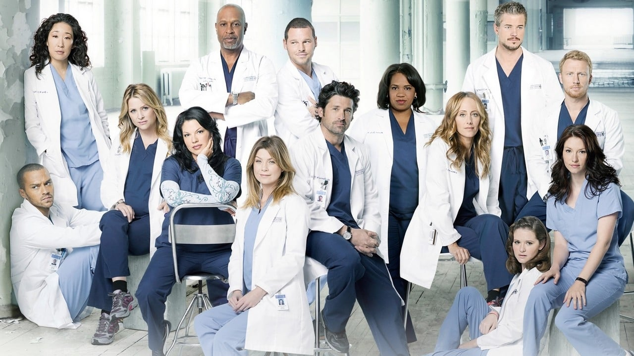 Grey's Anatomy Season 7 Episode 10 : Adrift and at Peace Full Series