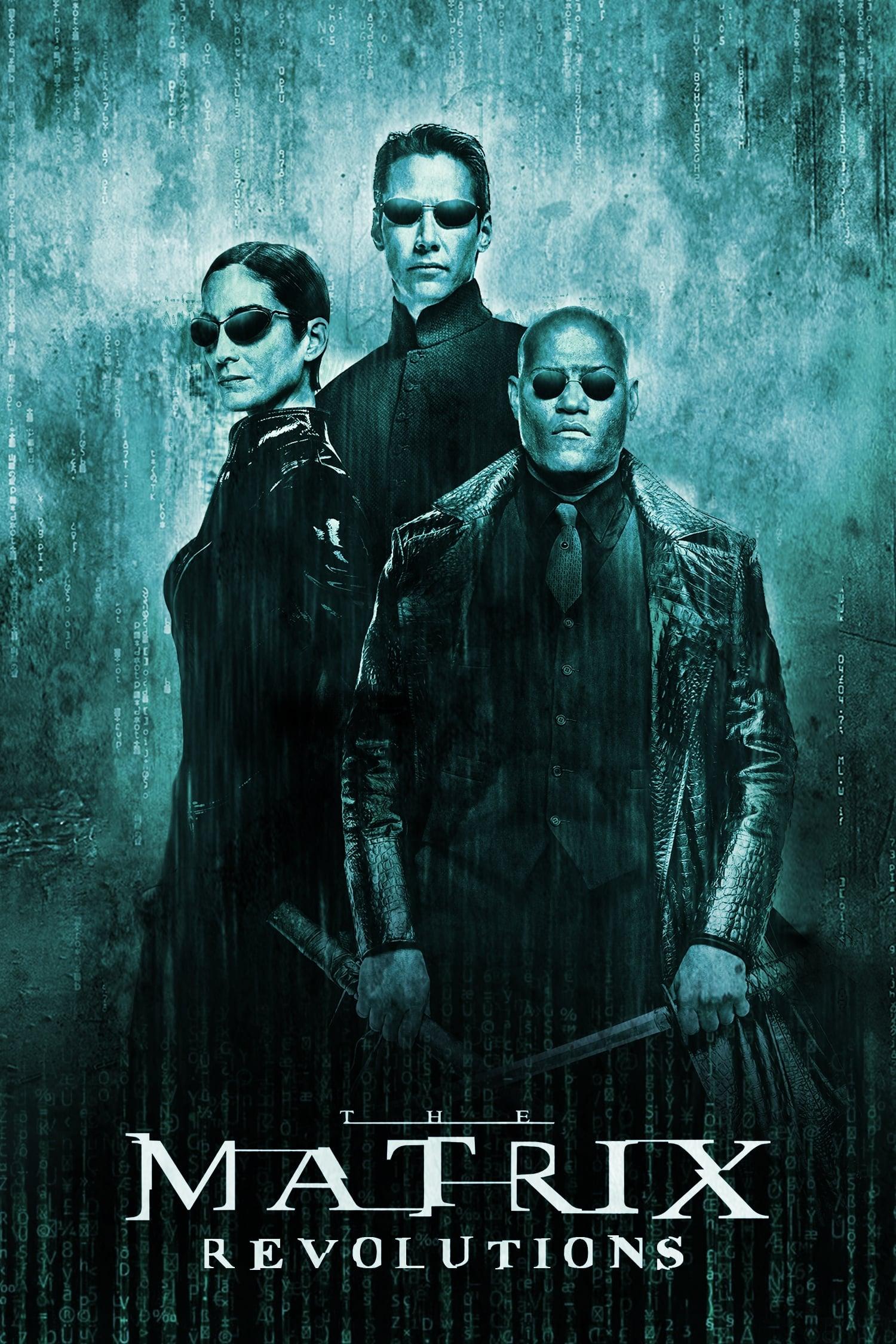 Matrix Revolution Stream