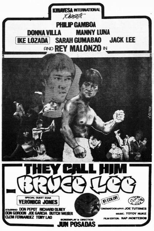 Ver They Call Him Bruce Lee Online HD Español (1979)