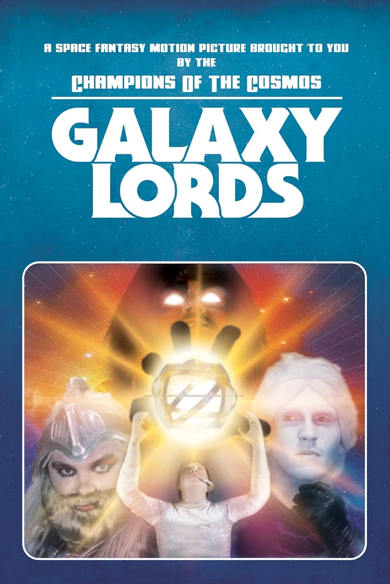 Ver Galaxy Lords Online HD Español (2017)