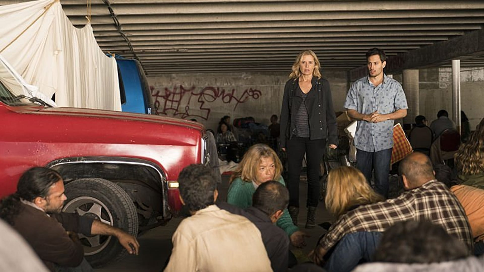 Fear the Walking Dead Season 2 :Episode 14  Wut