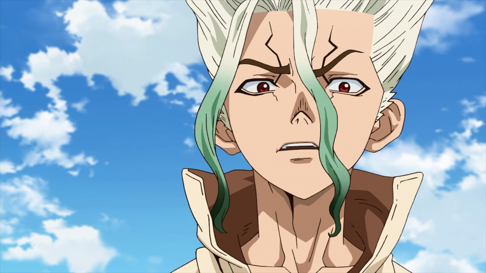 Dr stone episode 1 streaming vostfr