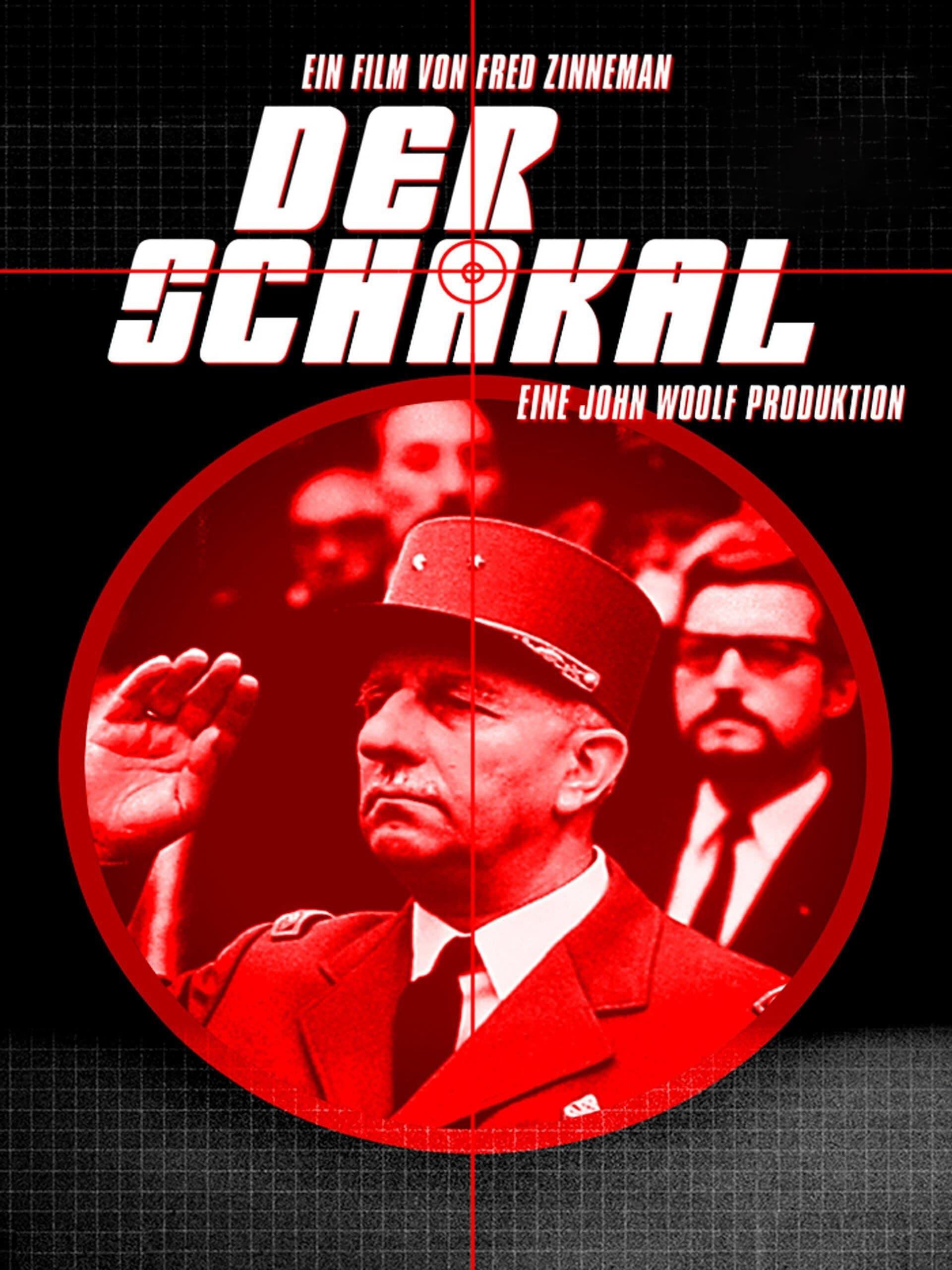 Der Schakal Film 1973