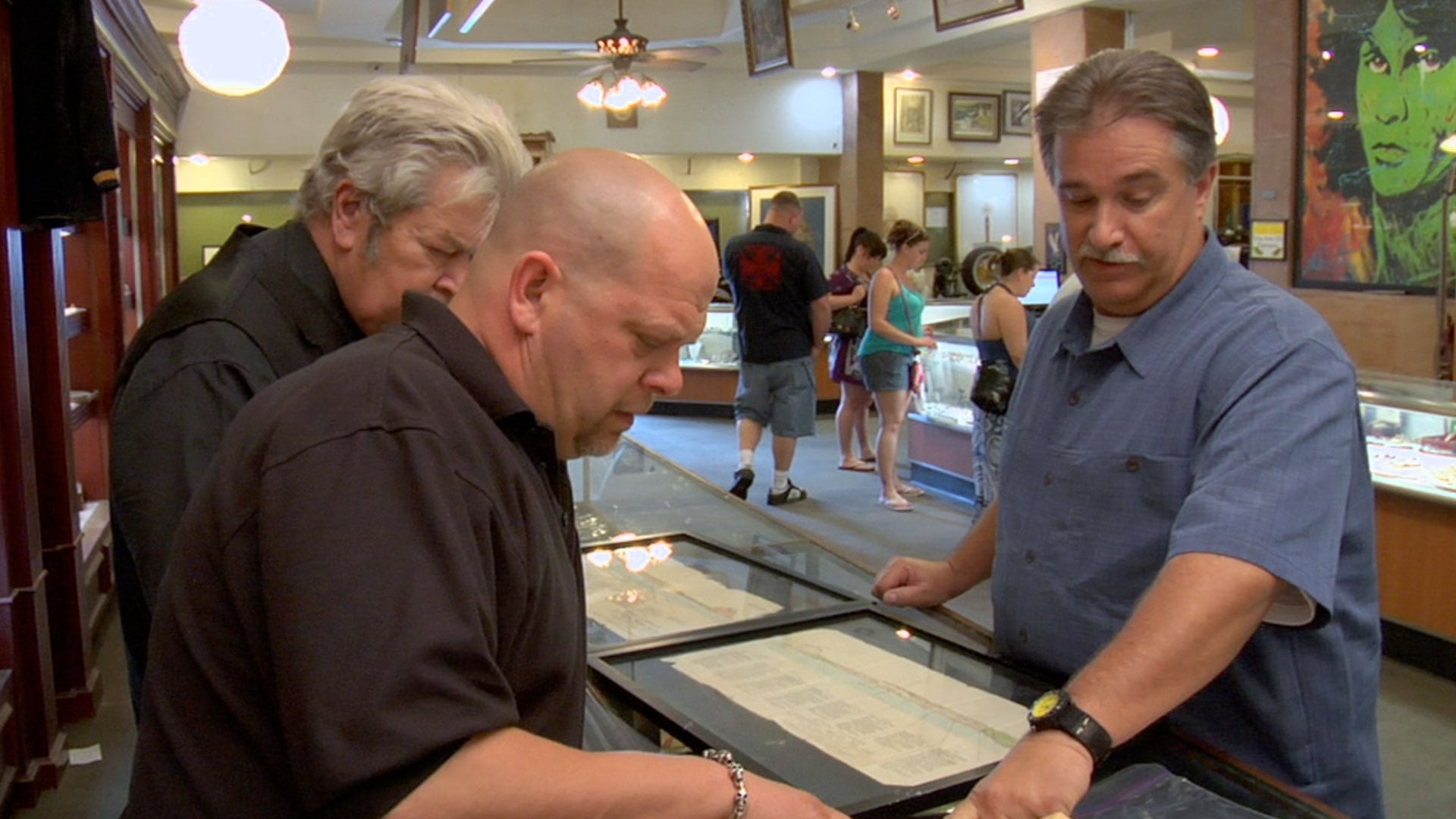 Pawn Stars Season 2 :Episode 23  Top Secret