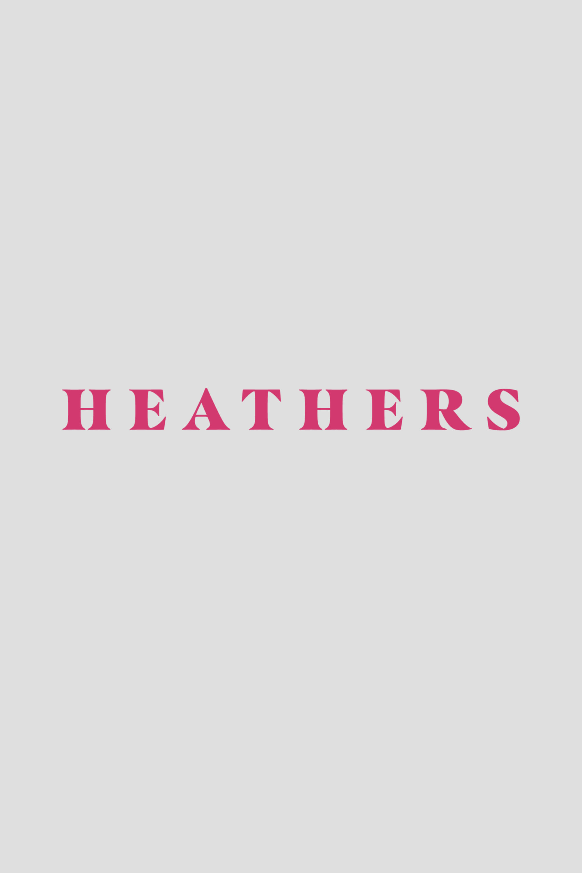 Heathers (TV Series 2018- ) - Posters — The Movie Database
