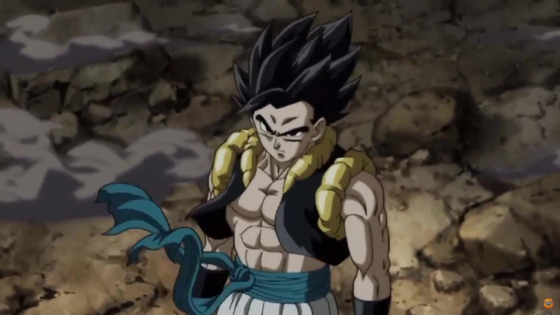 Super Dragon Ball Heroes Season 2 :Episode 12  Super Decisive Battle! Gogeta vs. Hearts!