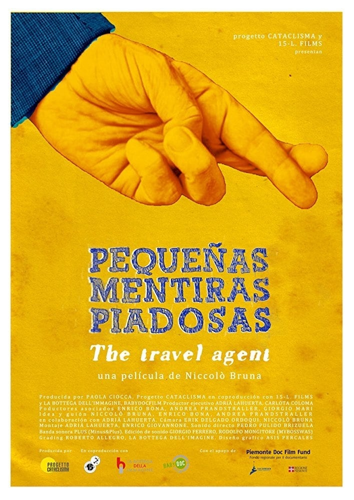 Ver The Travel Agent Online HD Español (2015)