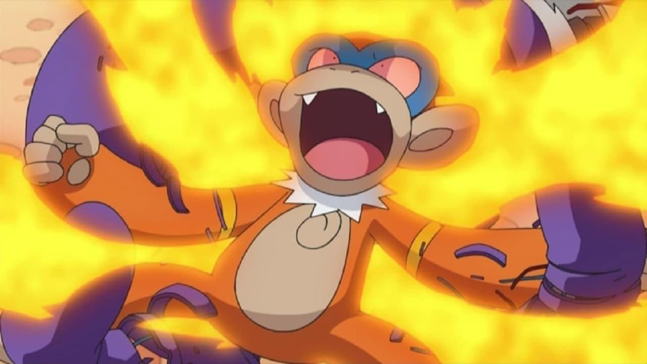Pokémon - Season 13 Episode 6 : Fighting Ire with Fire!