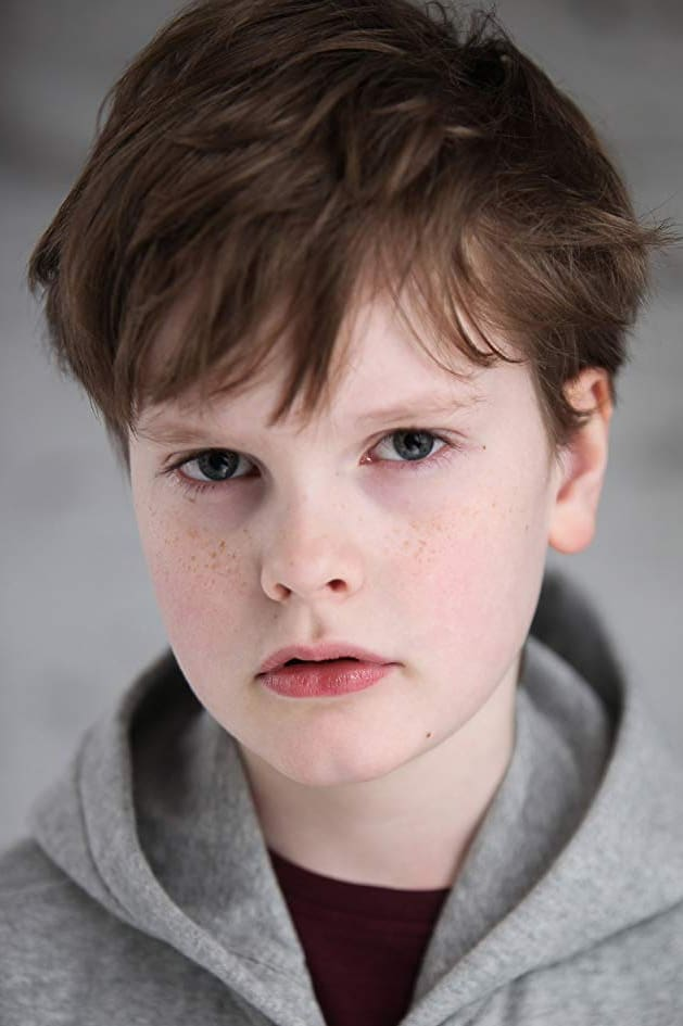 Hector Bateman-Harden / Young Sherlock Holmes