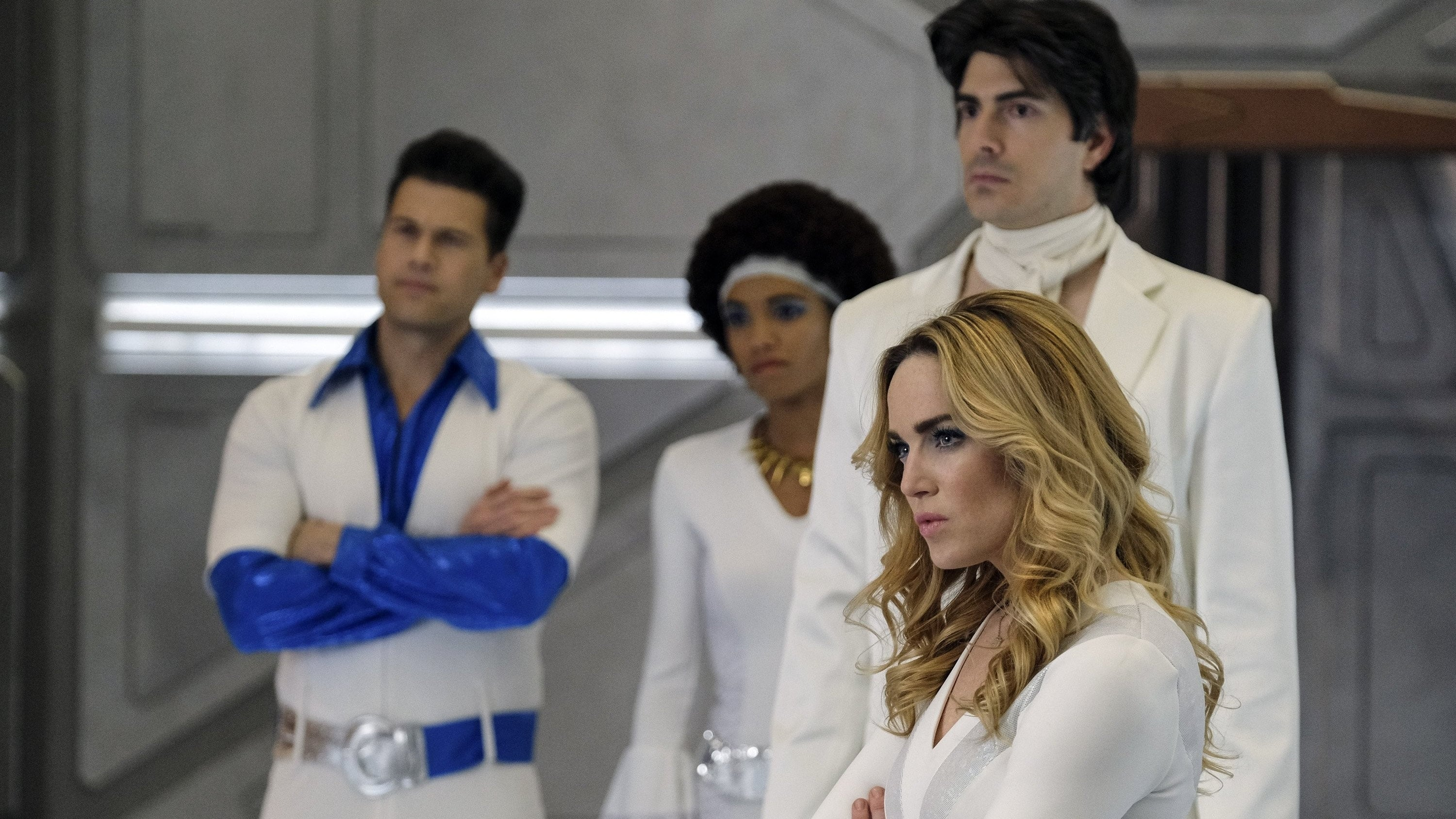 DC's Legends of Tomorrow Season 3 :Episode 11  Here I Go Again