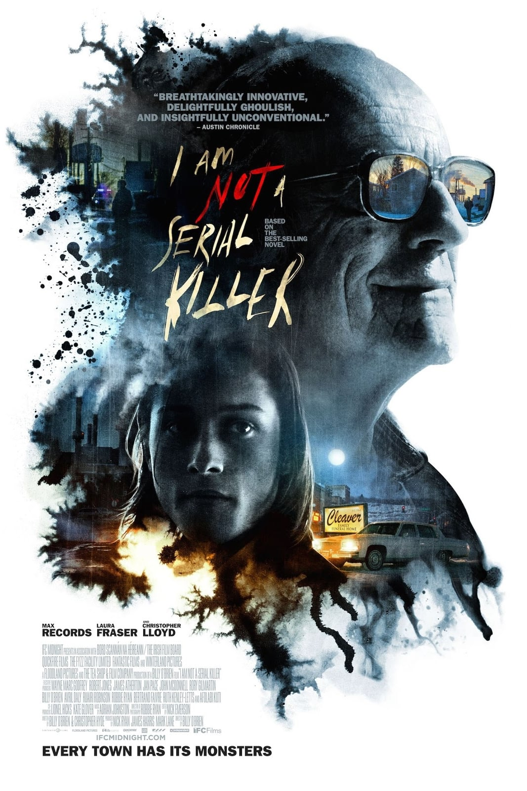 I Am Not A Serial Killer Trailer Deutsch