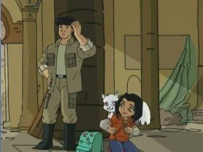 Jackie Chan Adventures Season 2 :Episode 29  Enter the Cat