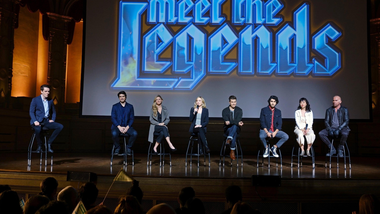 DC's Legends of Tomorrow Season 5 :Episode 2  Meet the Legends