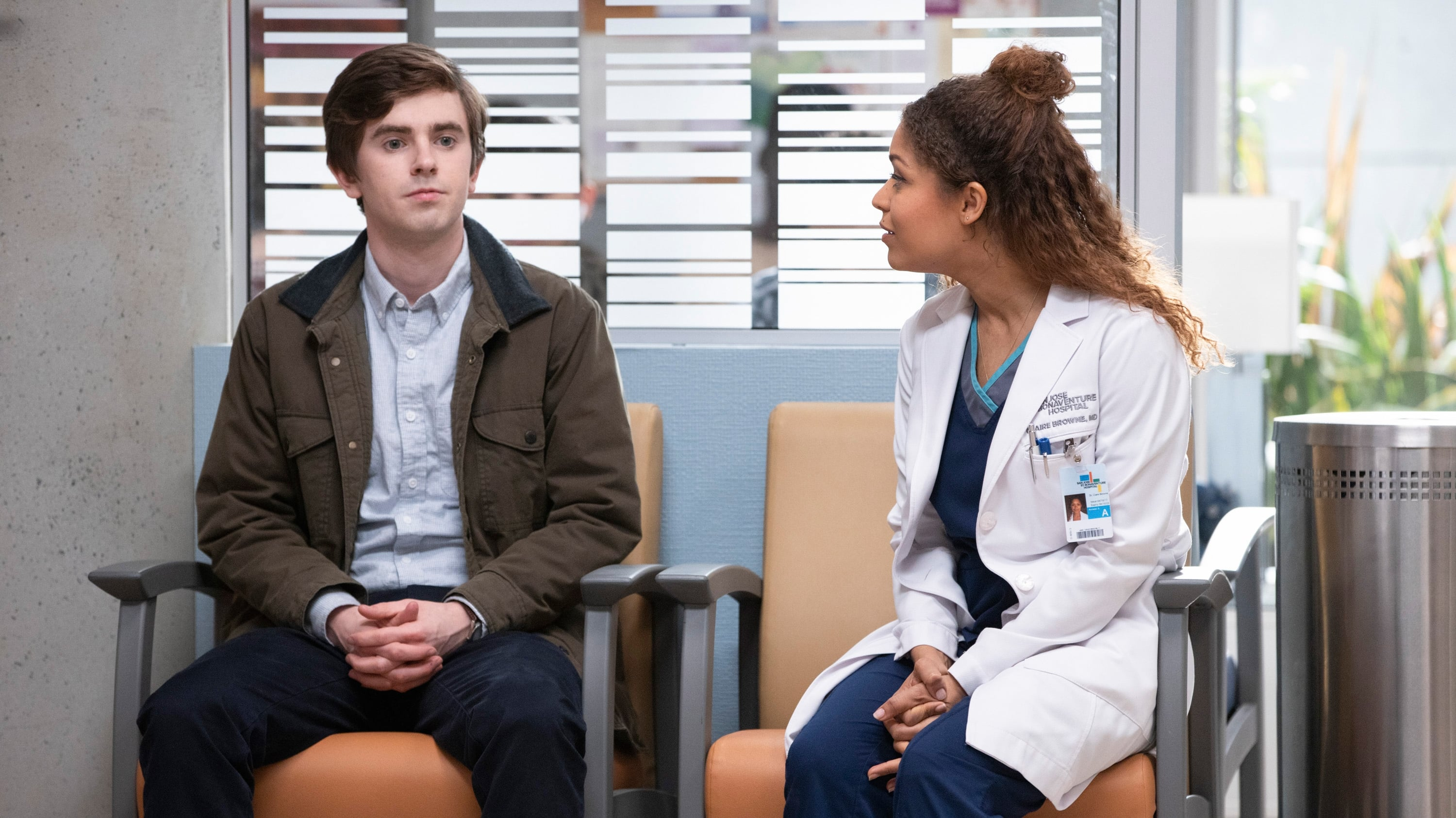 The Good Doctor Season 2 :Episode 18  Trampoline