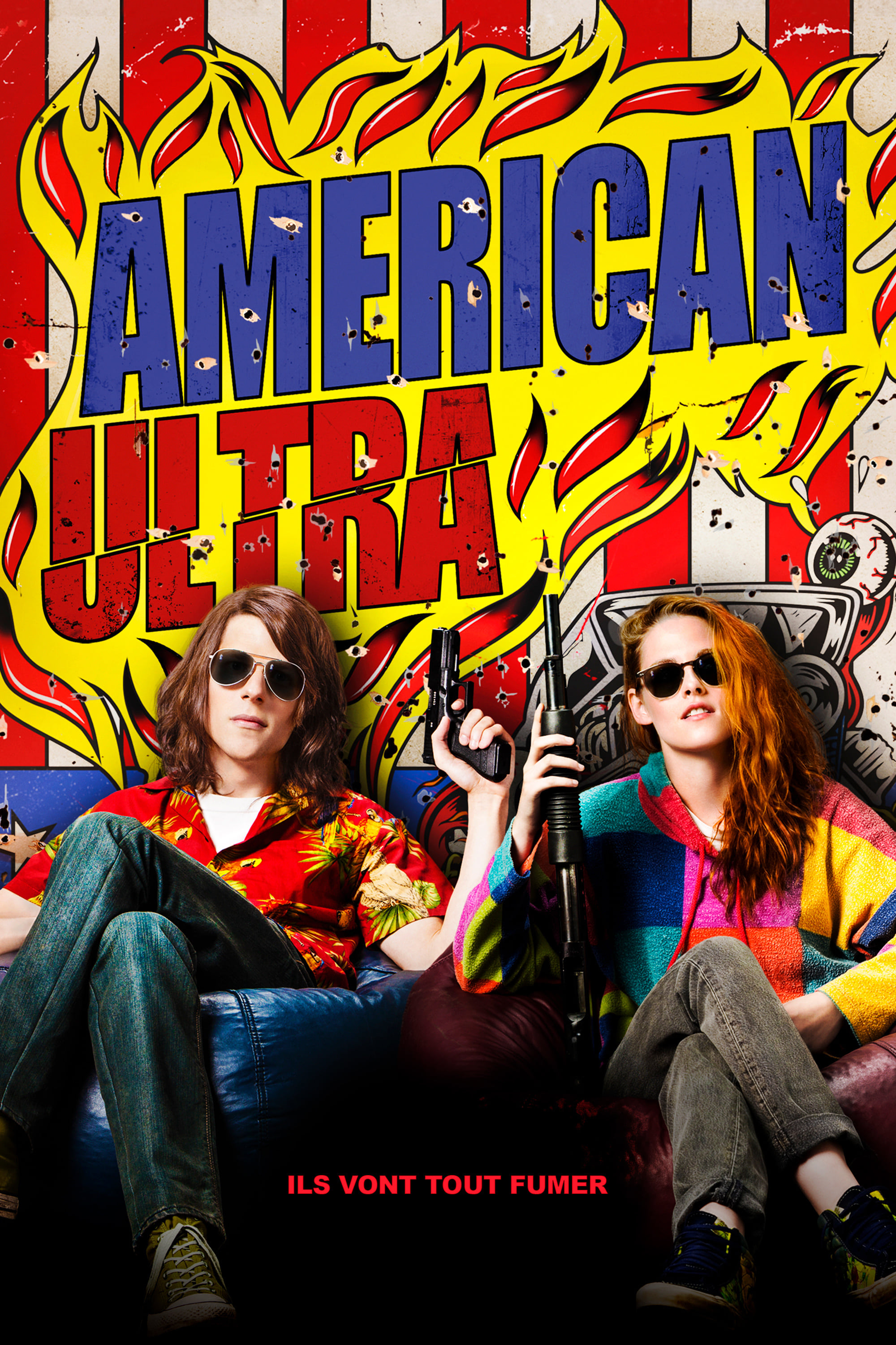 film american ultra 2015 en streaming vf complet filmstreaming hd com. Black Bedroom Furniture Sets. Home Design Ideas