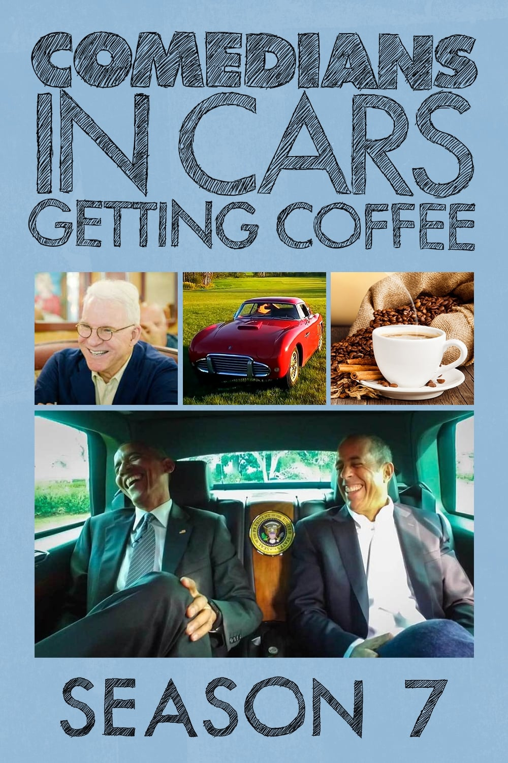 Comedians in Cars Getting Coffee Season 7