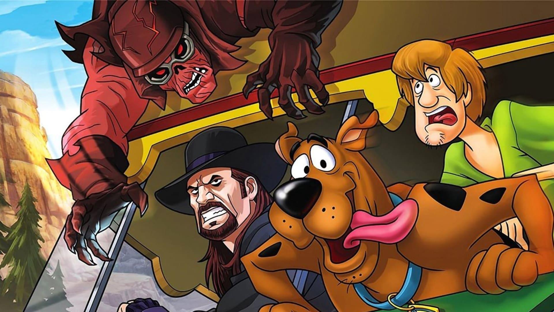 Scooby-Doo ! & WWE - La malédiction du pilote fantôme (2016)