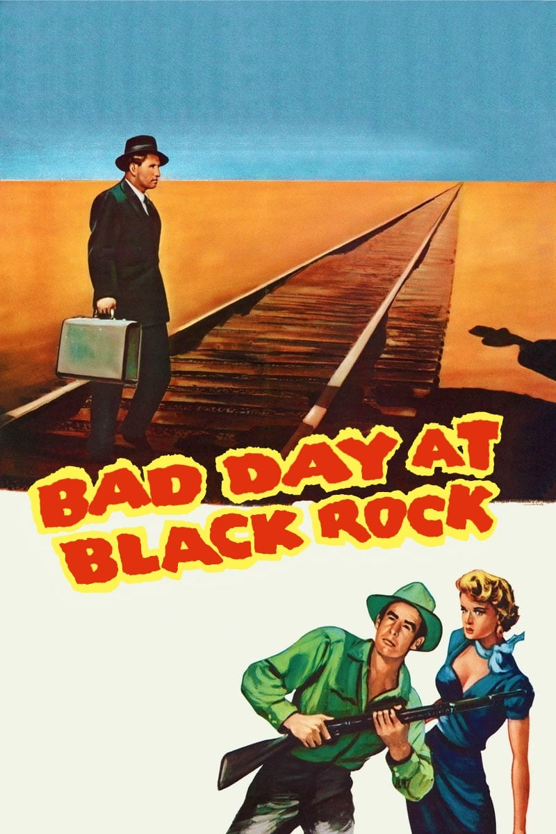 Watch Bad Day at Black Rock Online