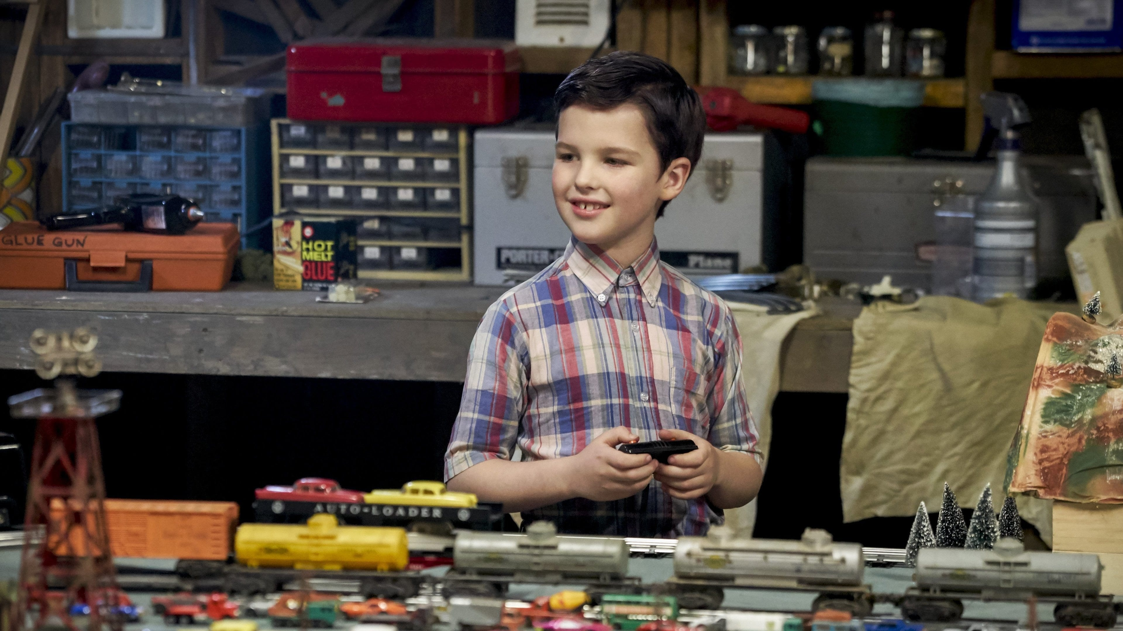 Young Sheldon Season 1 :Episode 1  Pilot
