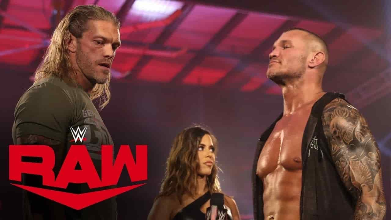 WWE Raw Season 28 :Episode 19  May 11, 2020