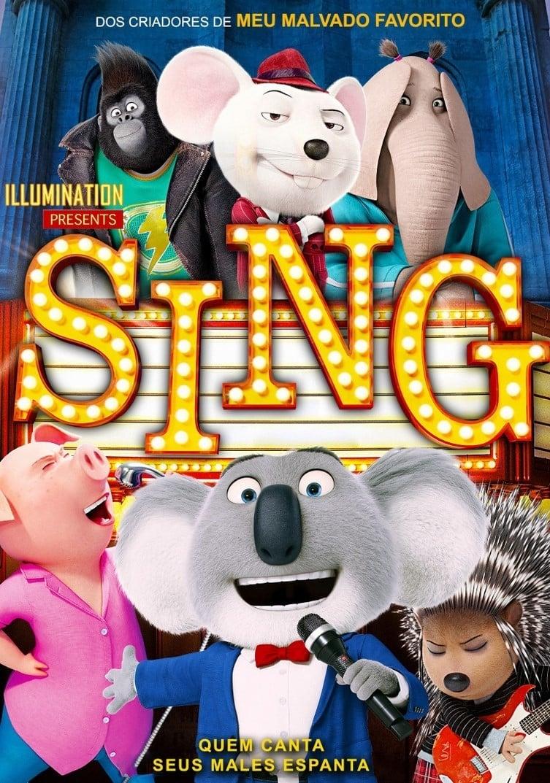 Sing - Quem Canta Seus Males Espanta Dublado
