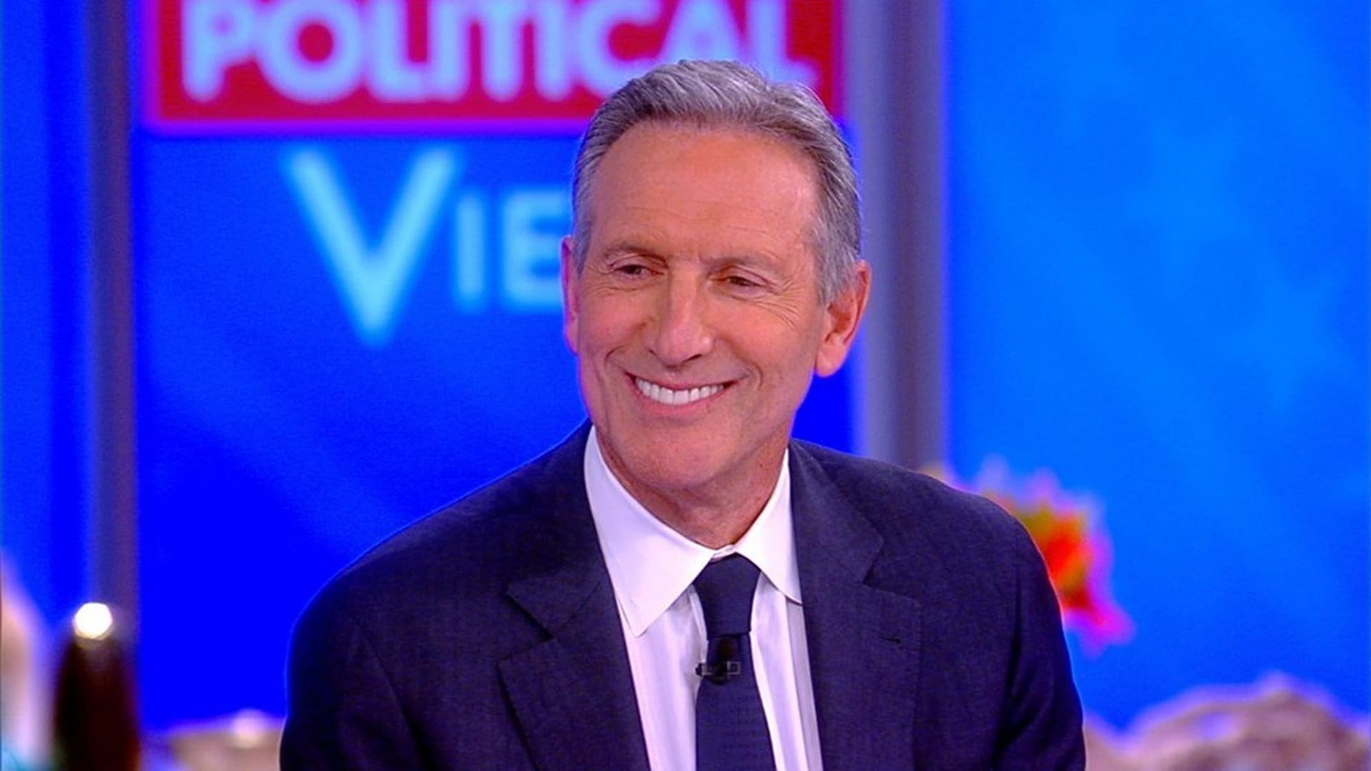 The View Season 22 :Episode 90  Howard Schultz