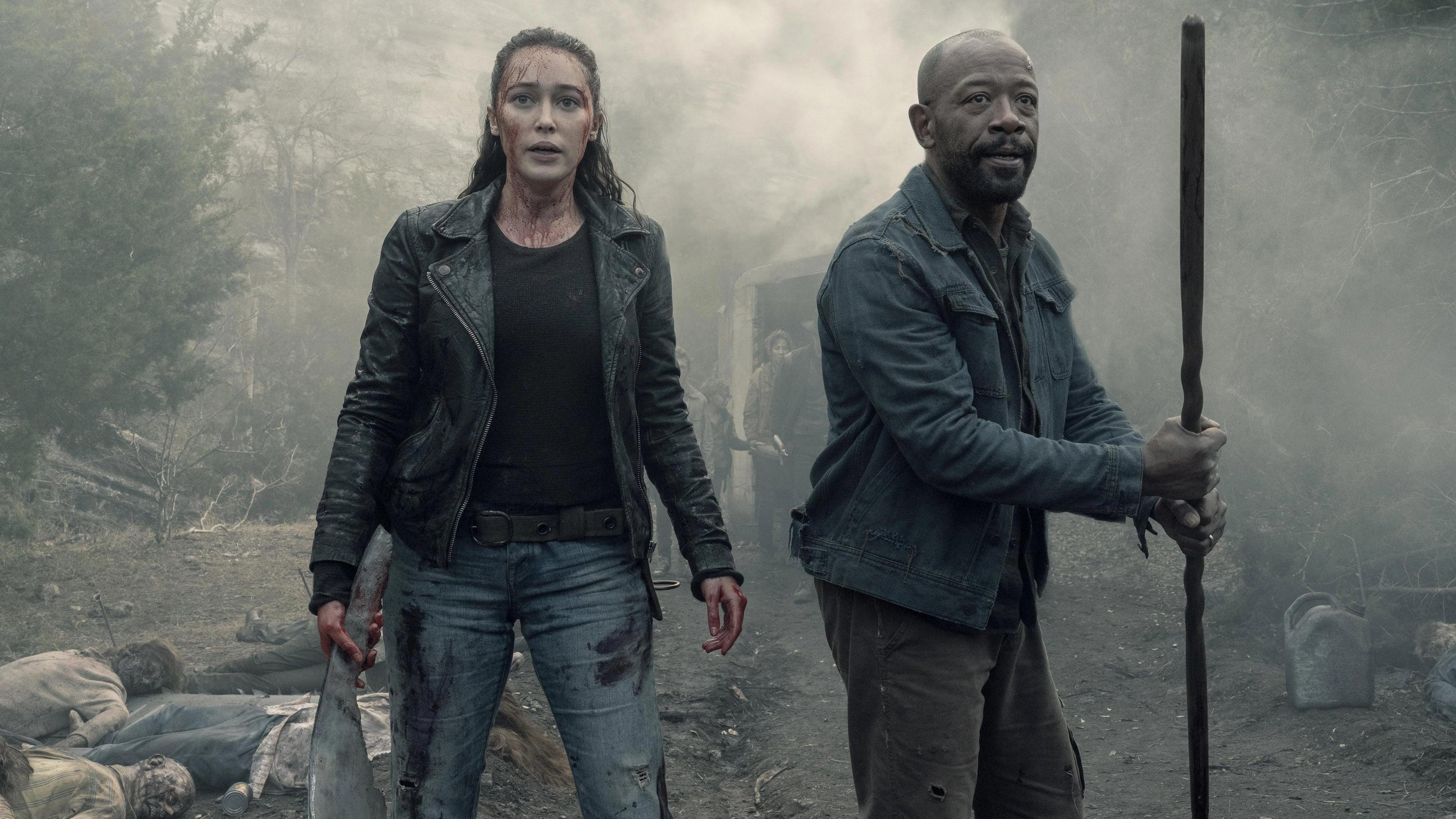 Fear The Walking Dead Episode 1 Stream