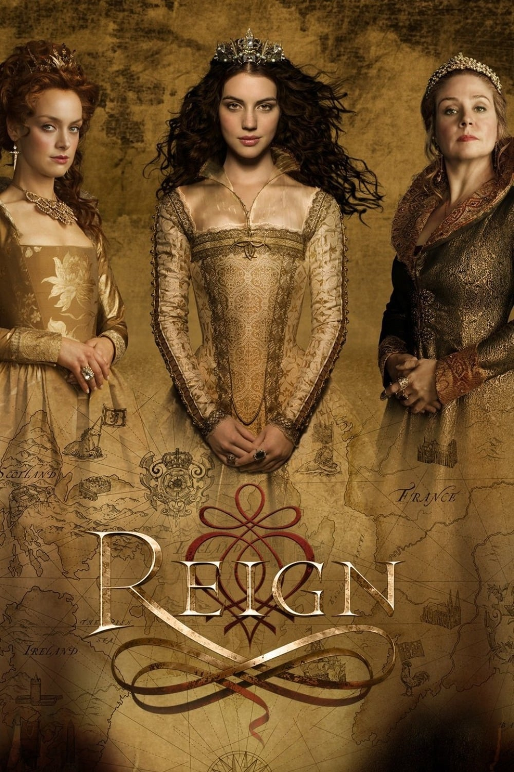 Reign – Todas as Temporadas Dublado / Legendado (2013)
