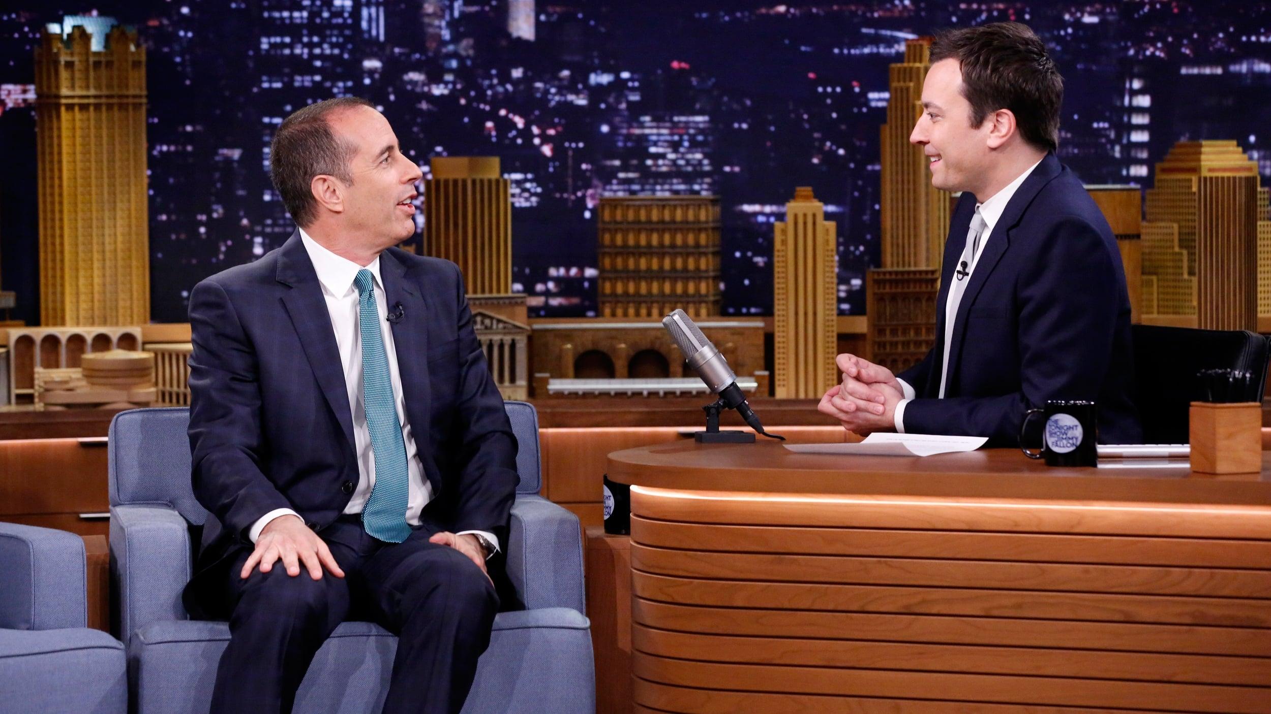 The Tonight Show Starring Jimmy Fallon Season 1 :Episode 2  Jerry Seinfeld, Kristen Wiig, Lady Gaga