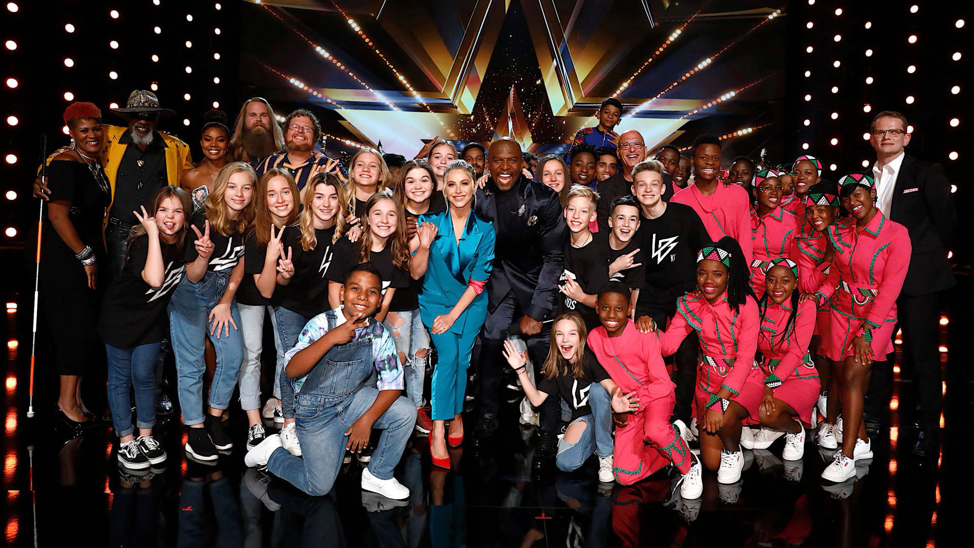 America's Got Talent Season 14 :Episode 15  Live Results 2