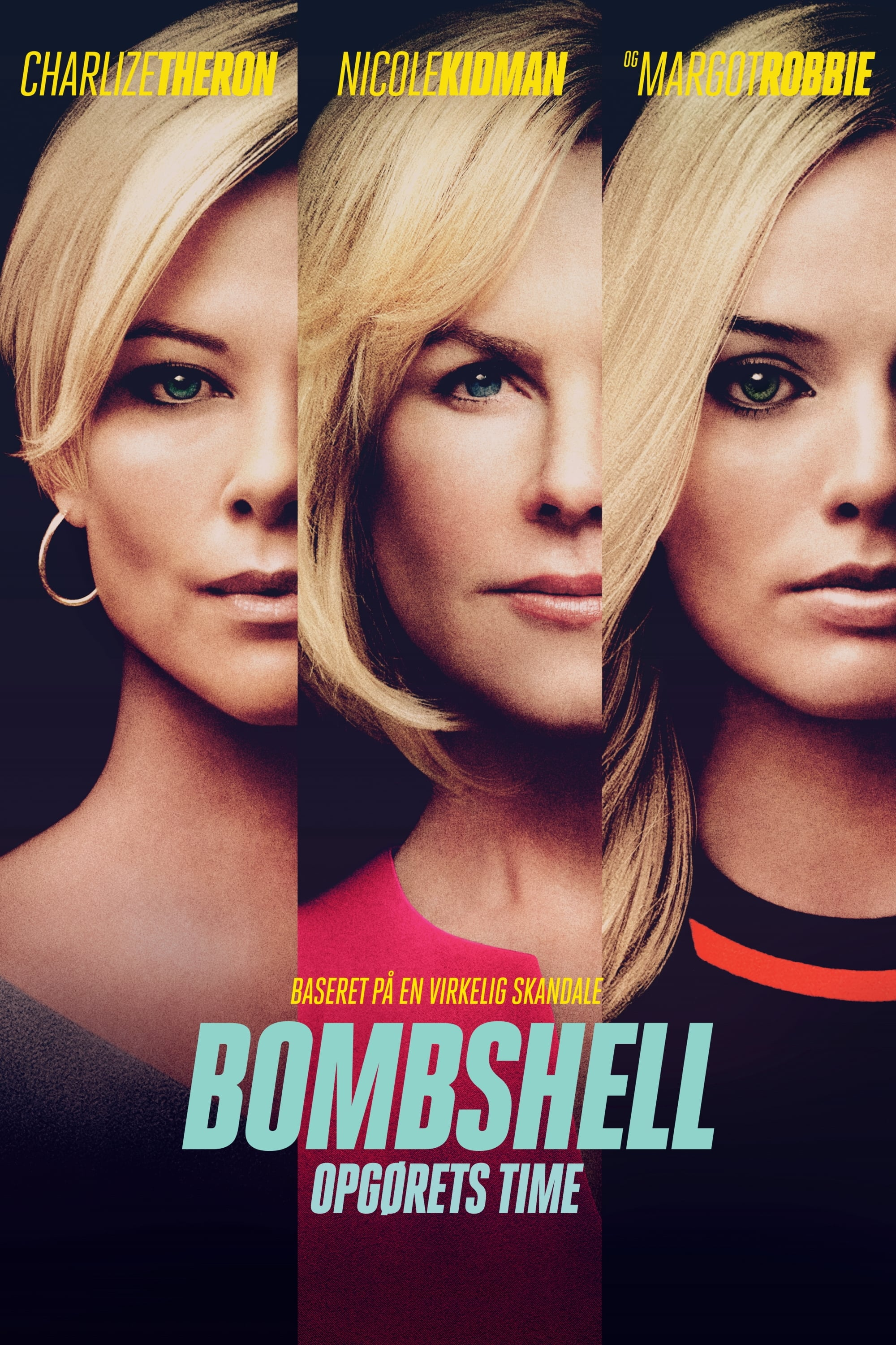 Poster and image movie Film Bombshell 2019