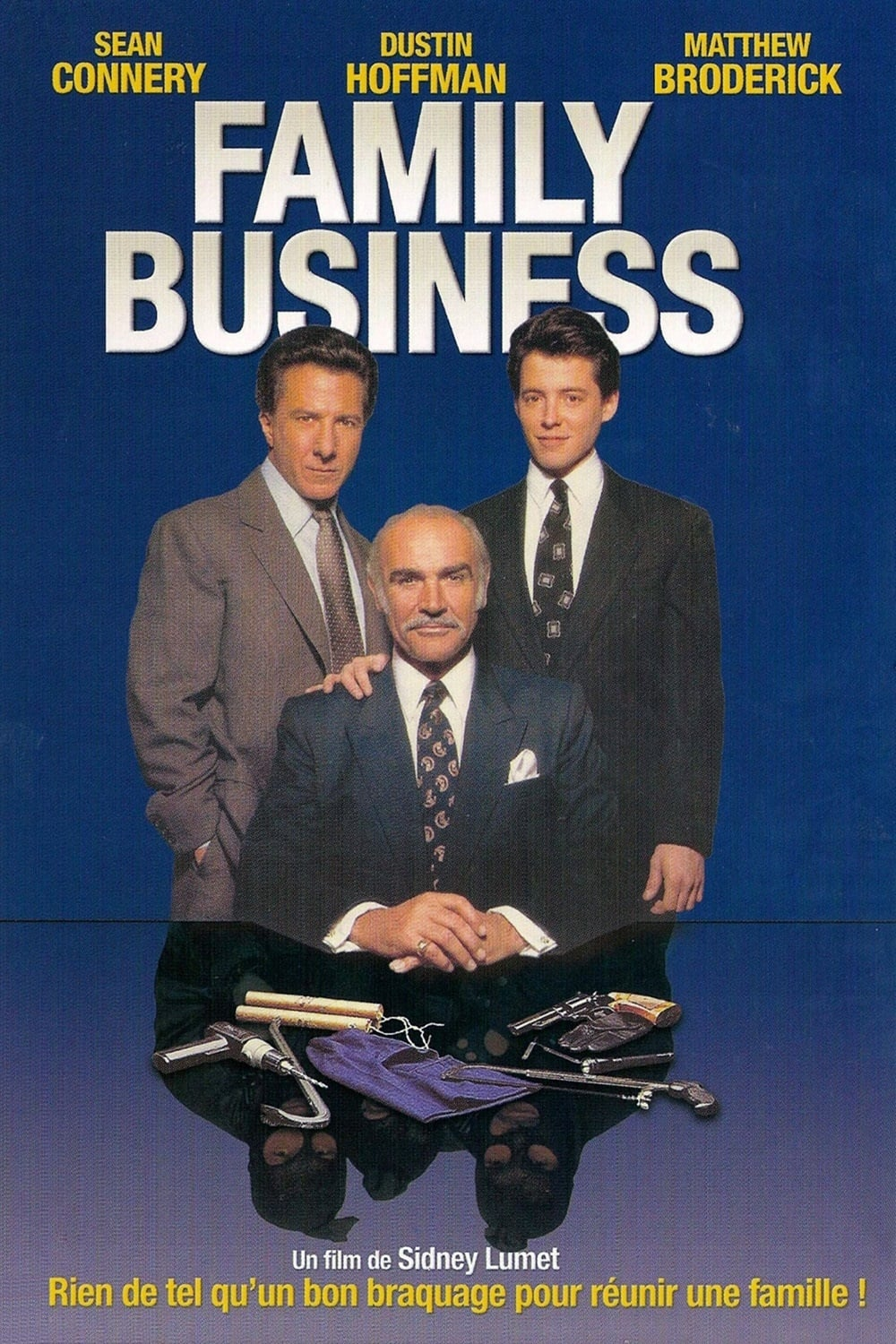 voir film Family business streaming