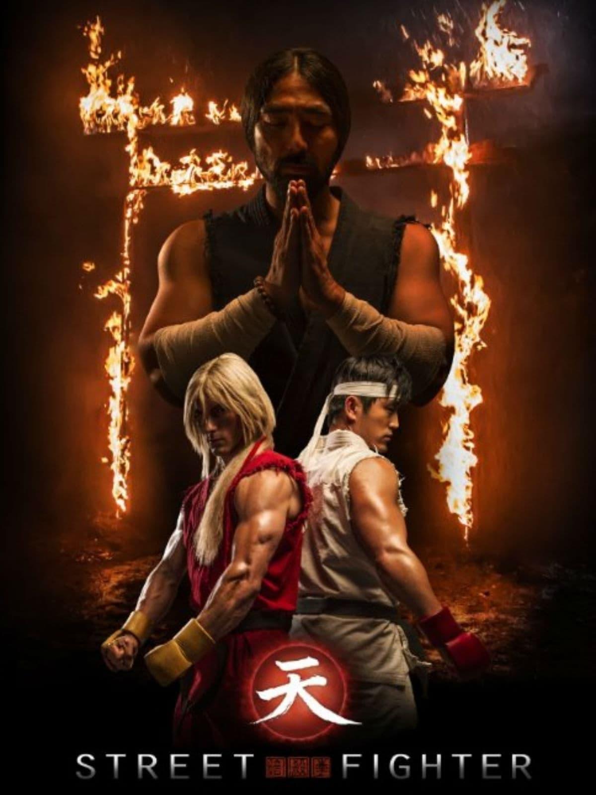 Street Fighter: Punho Assassino Dublado