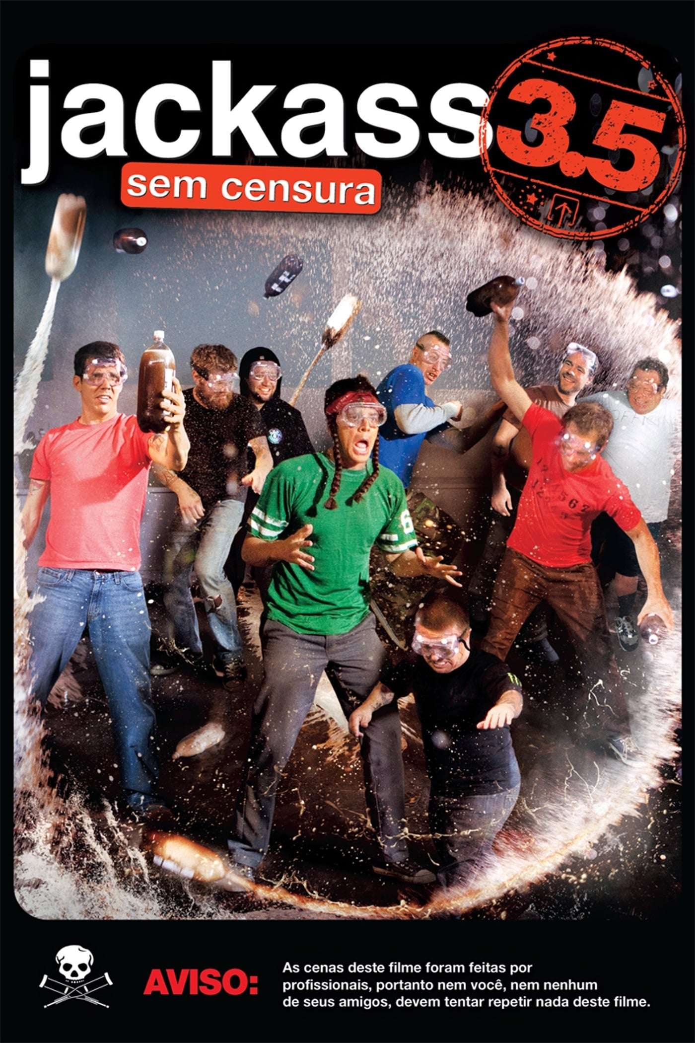 Jackass 3.5 Legendado