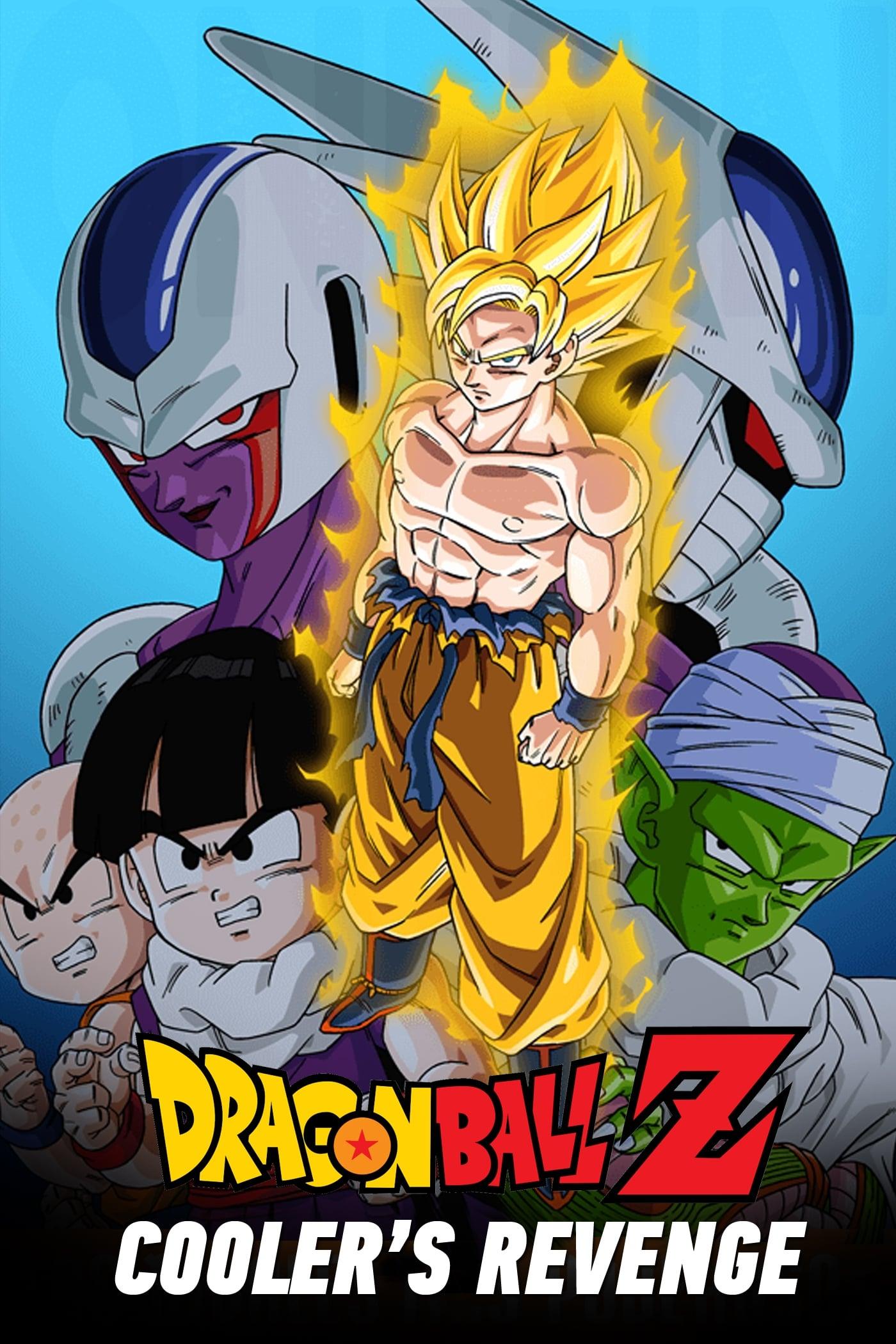 Dragon Ball Z: Cooler's Revenge (1991)