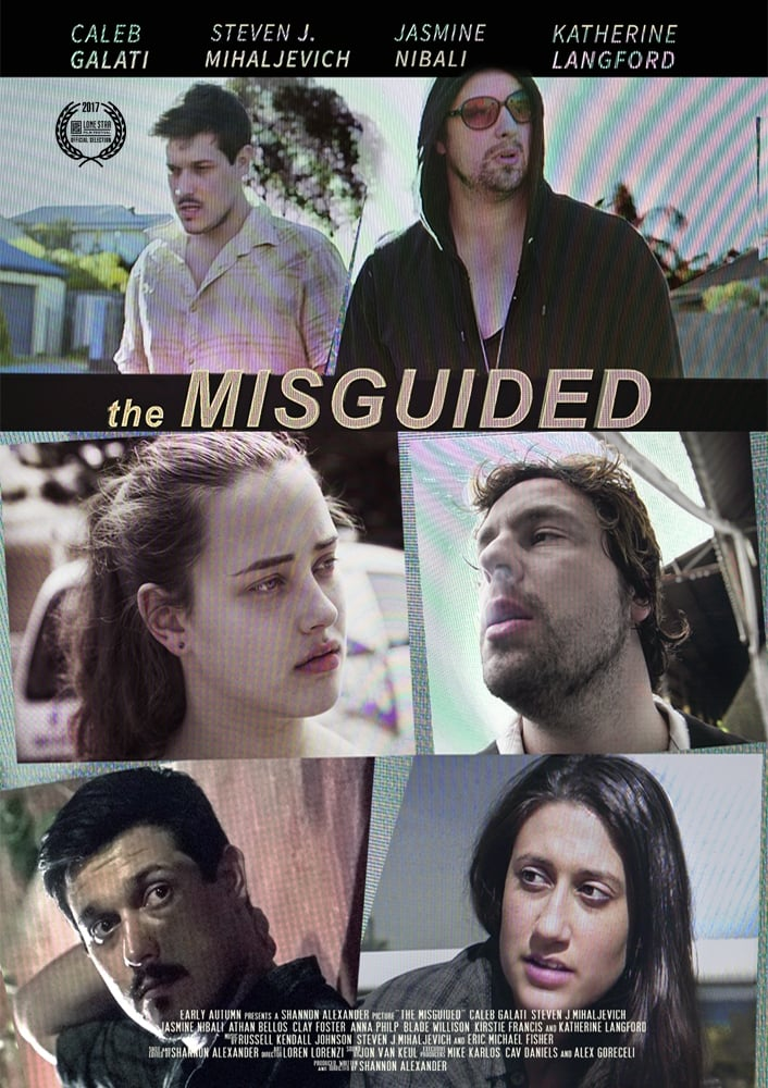Ver The Misguided Online HD Español (2017)