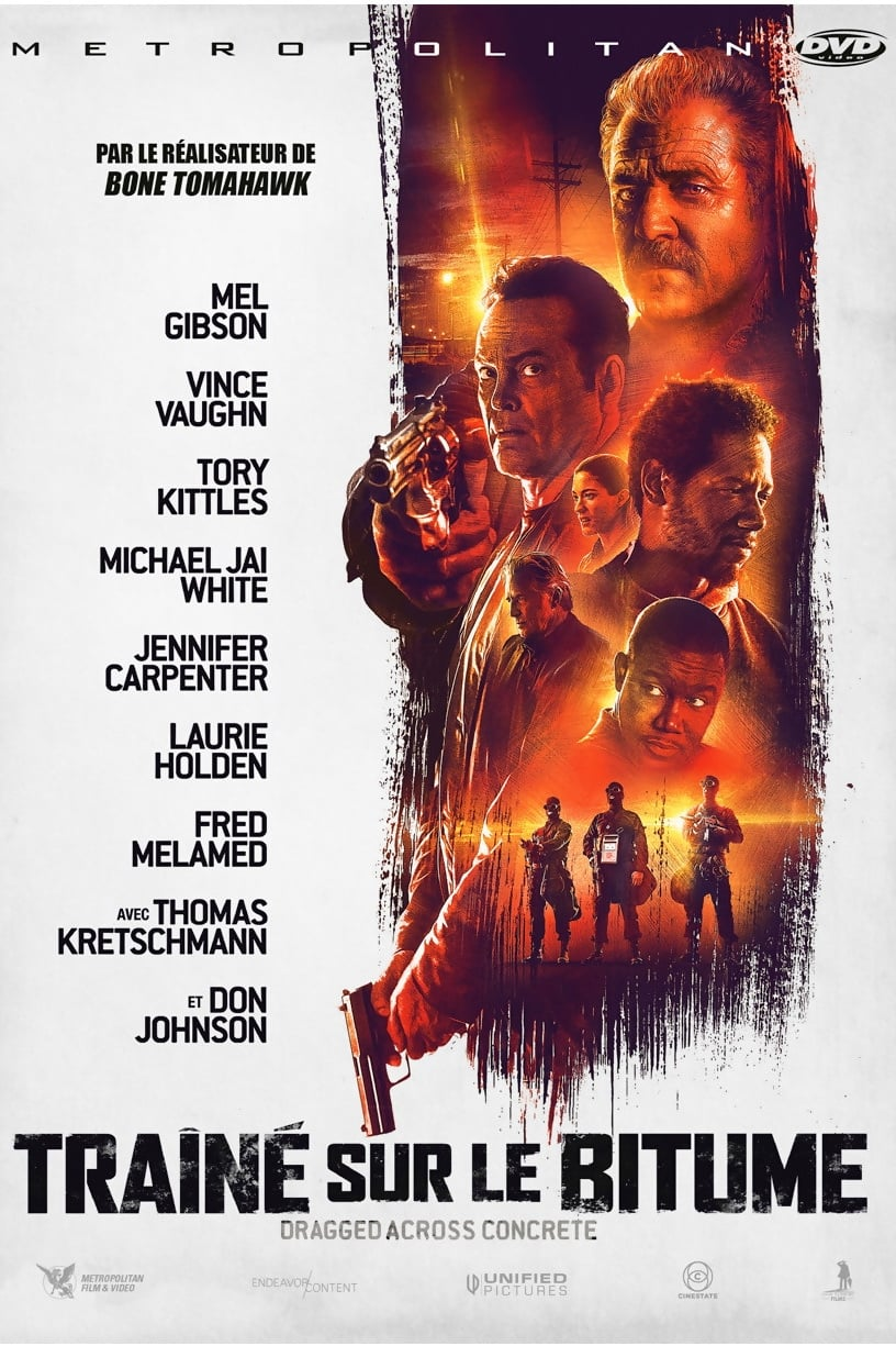 Dragged Across Concrete streaming sur zone telechargement