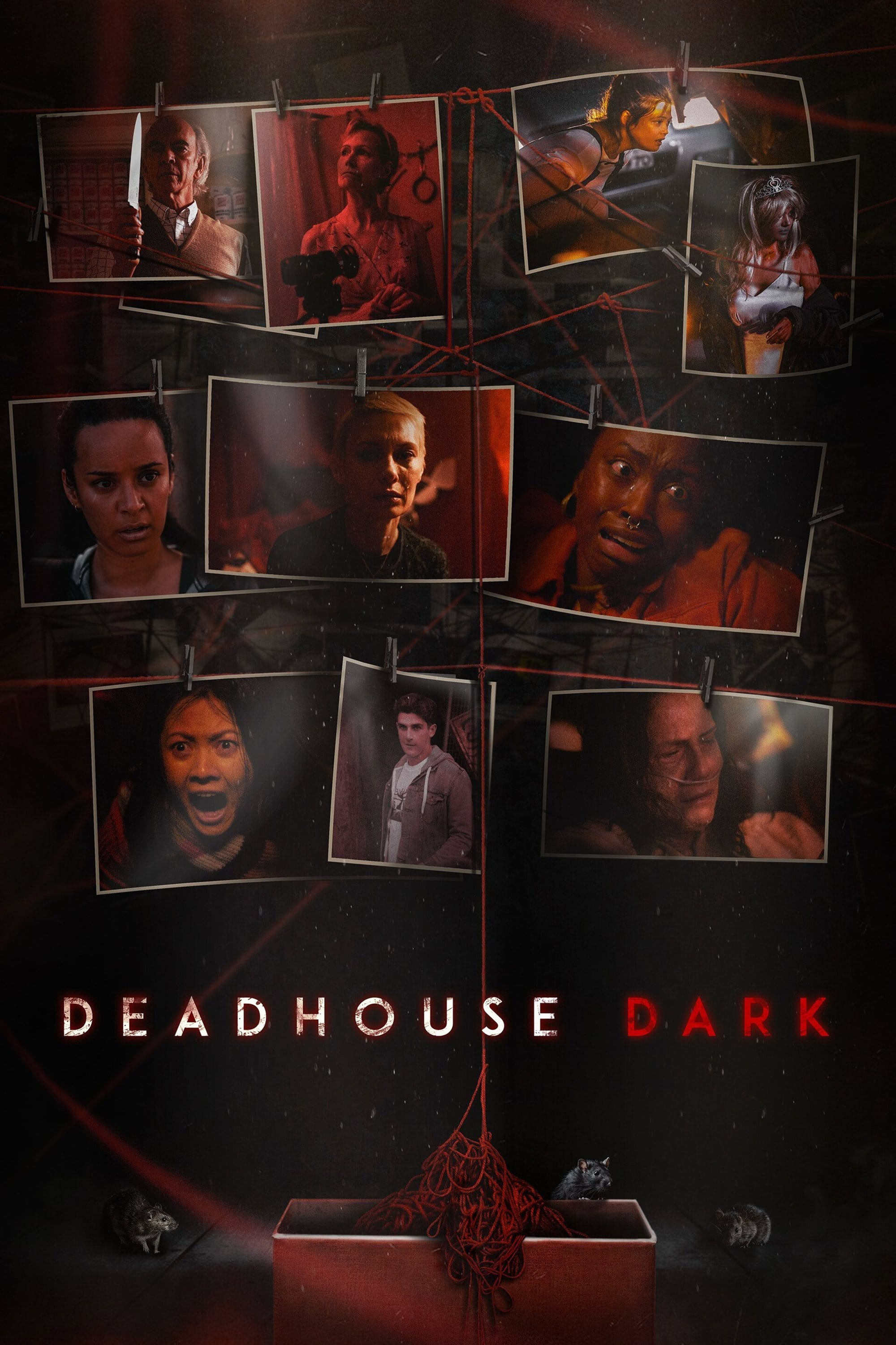Deadhouse Dark TV Shows About Horror Anthology