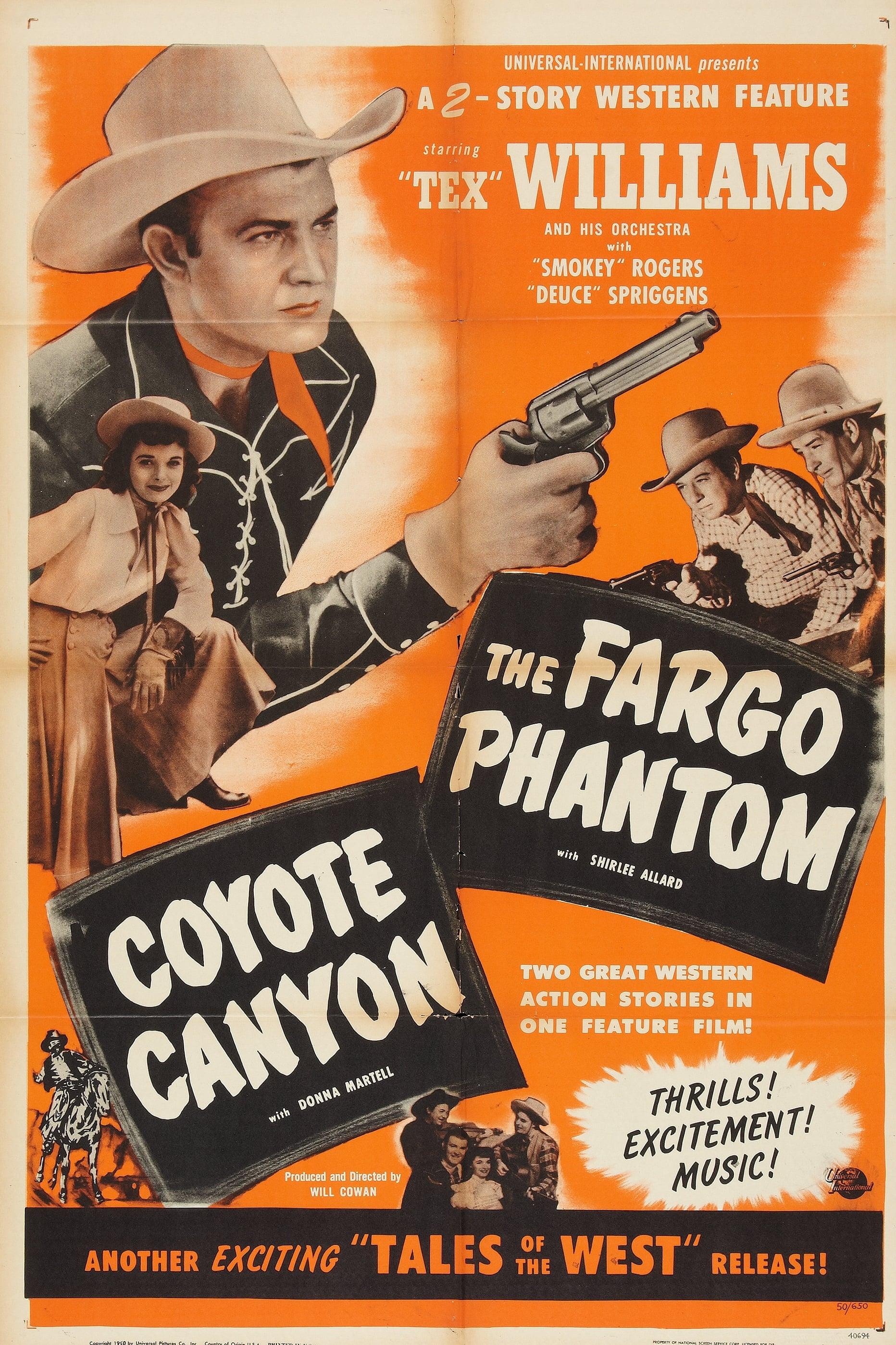 The Fargo Phantom (1950)